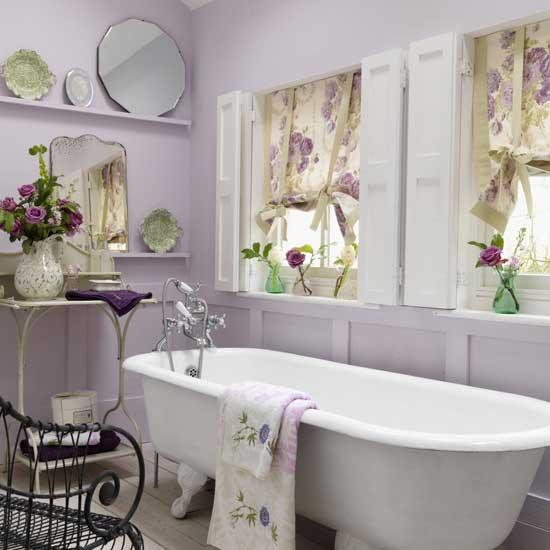 Decoración Baño Lila:Pin Cuarto De Baño Lila on Pinterest