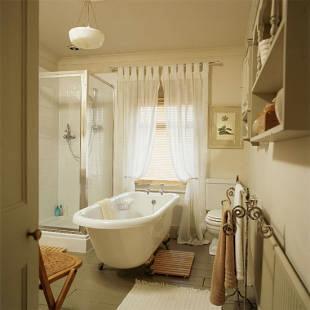 Pequeños baños con encanto - Paperblog