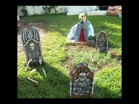 Decorar jardines para halloween paperblog for Jardin halloween