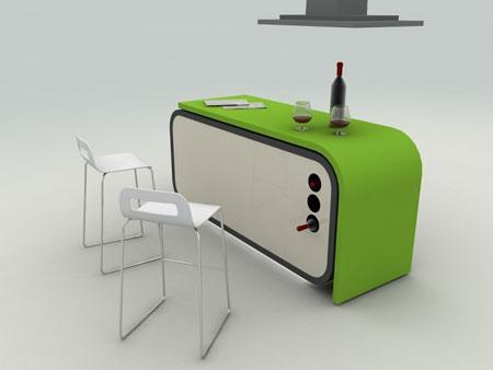 Cocinas minimalistas pequeñas - Paperblog