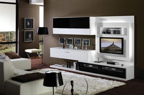 Diferentes salas para tu casa paperblog for Se necesita montador de muebles
