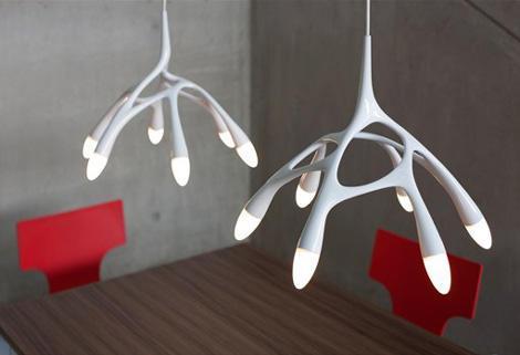 Lámparas de techo modernas para tu hogar   paperblog