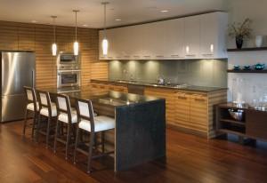 Cocinas con islas en el centro paperblog for Cocinas integrales con isla al centro