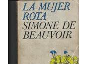 mujer rota, Simone Beauvoir