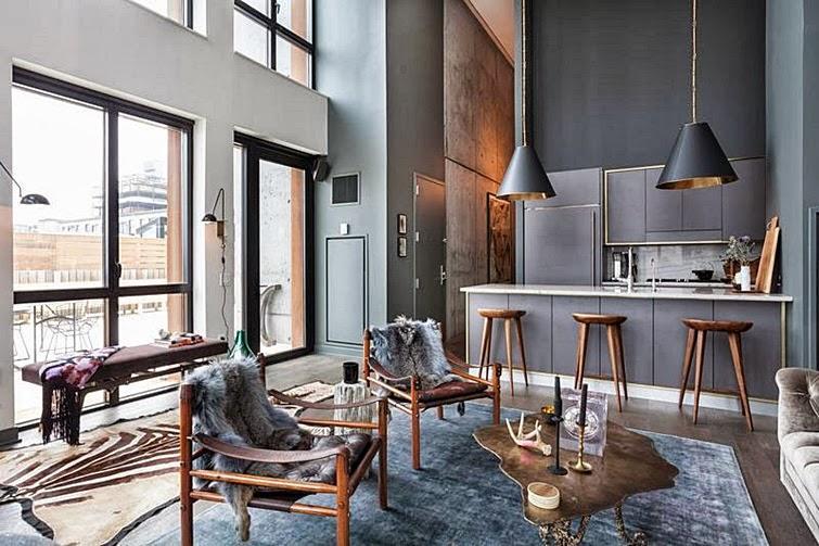 Sofisticado Y Chic Apartamento En N Y Paperblog