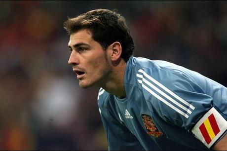 Iker Casillas España