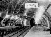 Barcelona Metro Lesseps tiro Limpio (1963)...20-10-2013...