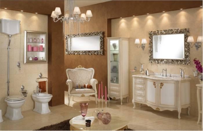 Ba os estilo cl sico paperblog - Imagenes de banos decorados ...