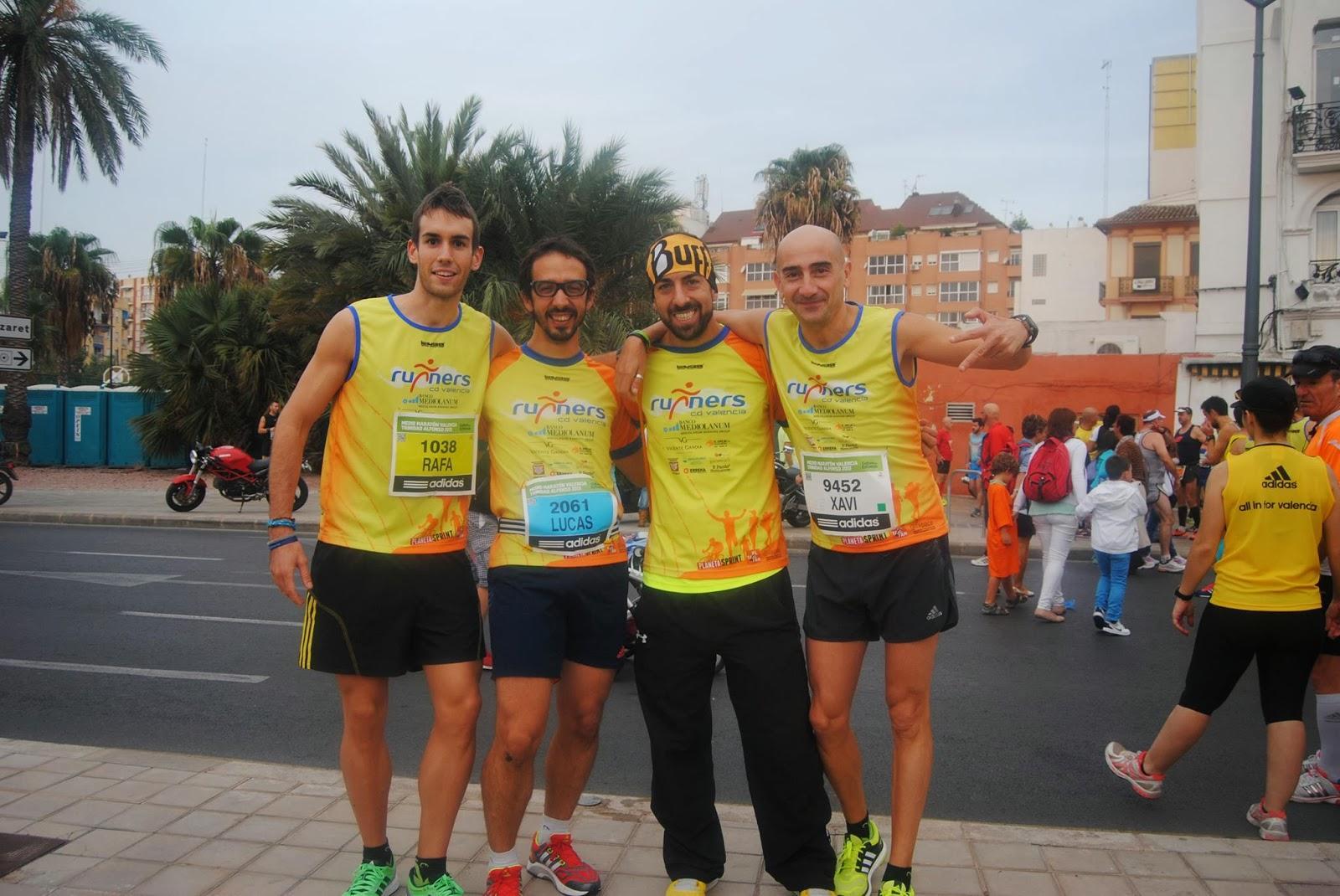 Foto media maraton marca 1