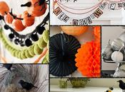 Ideas para decoración Halloween elegante