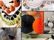 Ideas para decoración Halloween elegante