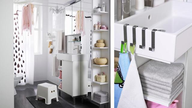 organizando el ba o con ikea paperblog. Black Bedroom Furniture Sets. Home Design Ideas