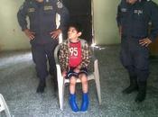 Abandonan menor discapacidad Honduras