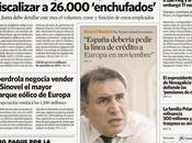 explico portadas, tiempo medios distintos, como funcionado Andalucía durante años.