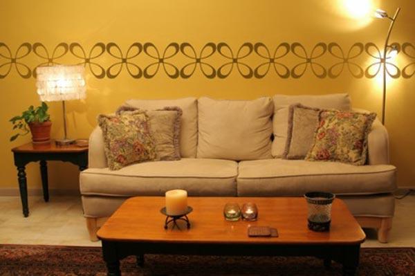 Decoraciones Con Muebles Pintados