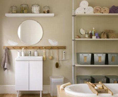 6 sencillos consejos para organizar tu ba o paperblog for Como organizar el bano