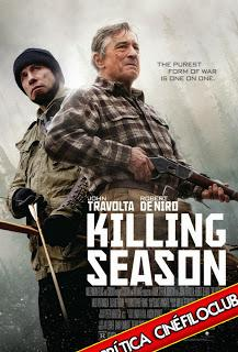 Killing Season (Tiempo de caza) - Crítica