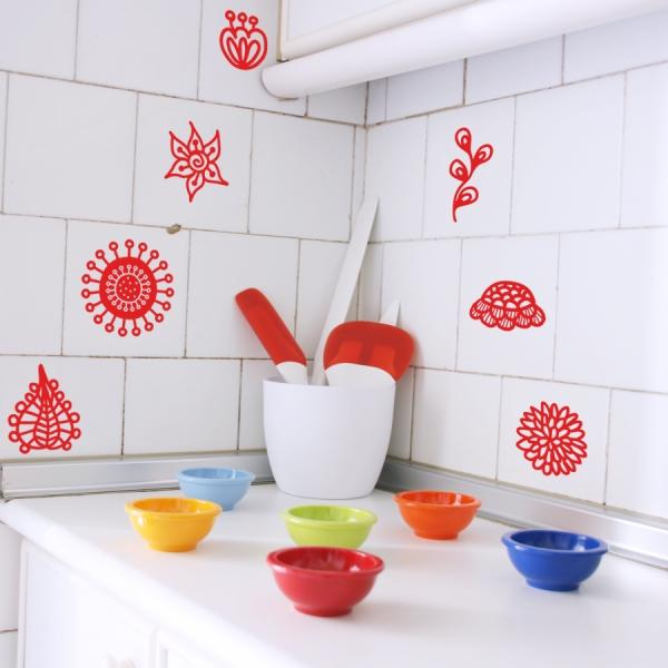 Cenefas vinilo para cocinas amazing vinilos decorativos para la cocina vinilos decorativos with - Vinilos decorativos bricor ...