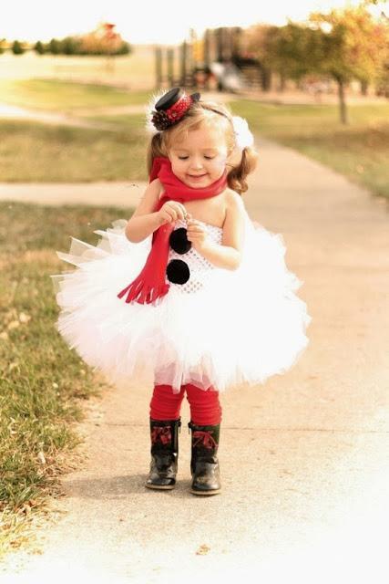 Disfraz de tutus para niña - Imagui