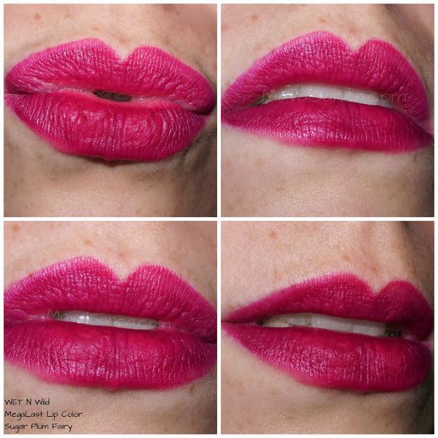 wet n wild megalast lip color sugar plum fairy paperblog