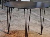 Novedades muebles fabricados diseñados Dadra Barcelona, mobiliario hostelería estilo retro vintage industrial