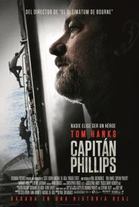 Póster: Capitán Phillips (2013)