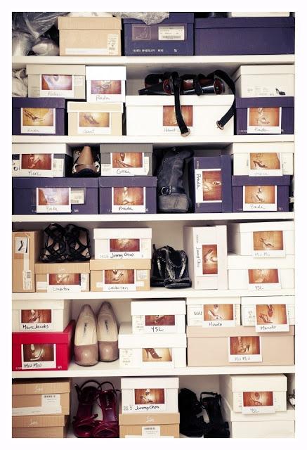 C mo ordenar tu vestidor con cajas paperblog - Cajas para ordenar ...