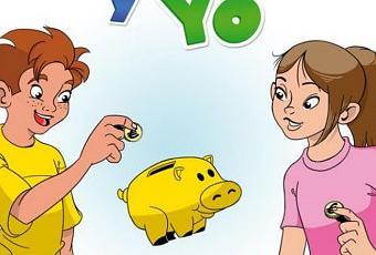 Mi dinero y yo cuento y actividades para que los nios aprendan a