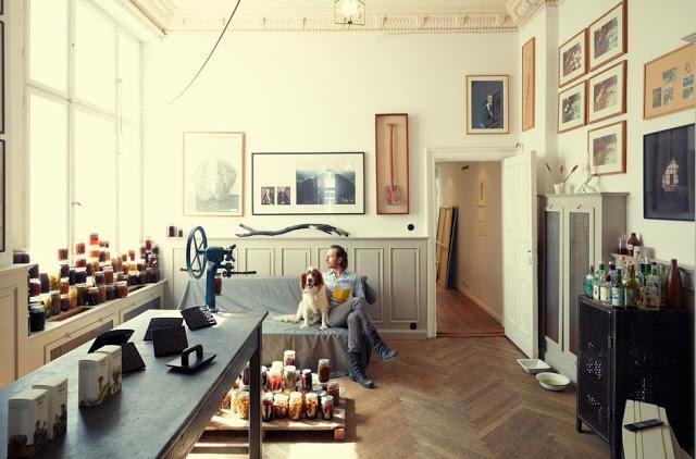 El estudio berlin s de un dise ador de moda paperblog - Disenador de cocinas online ...