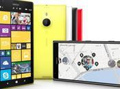 Nokia Lumia 1520, primer phablet Windows Phone