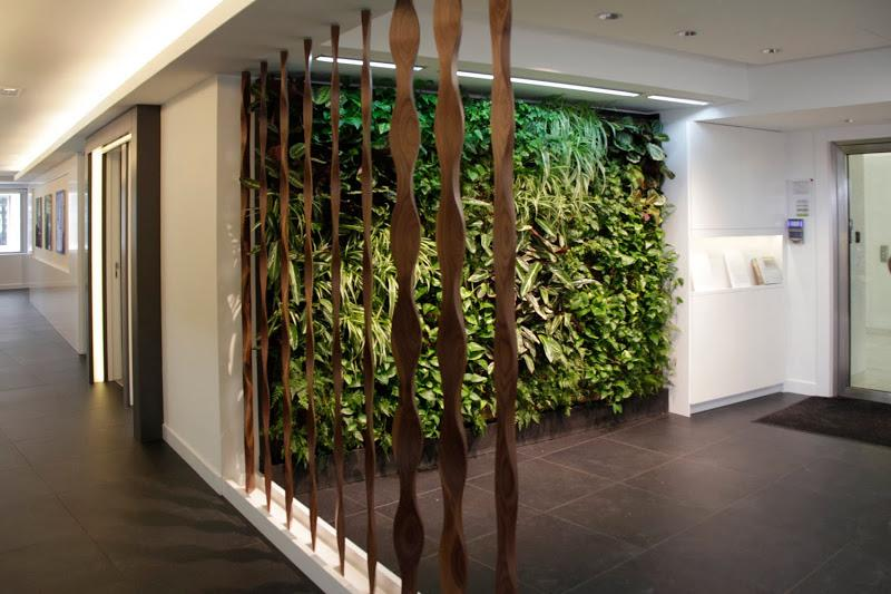 Jard n vertical de interior en madrid paperblog for Jardin vertical interior
