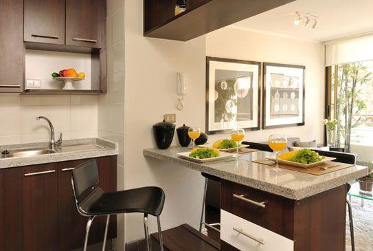 Decorar las paredes en la cocina paperblog - Pintar paredes cocina ...