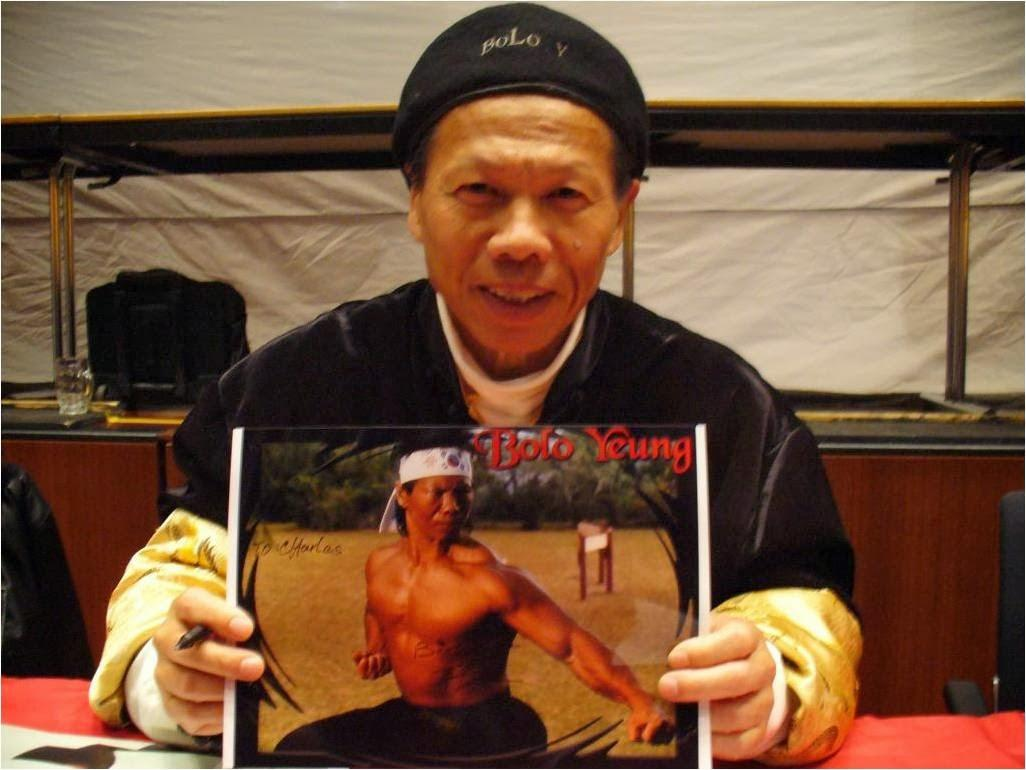 Bolo Yeung 2014   www.pixshark.com - Images Galleries With