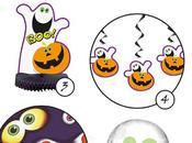 Fiesta Halloween infantil: fiesta simpáticos fantasmas