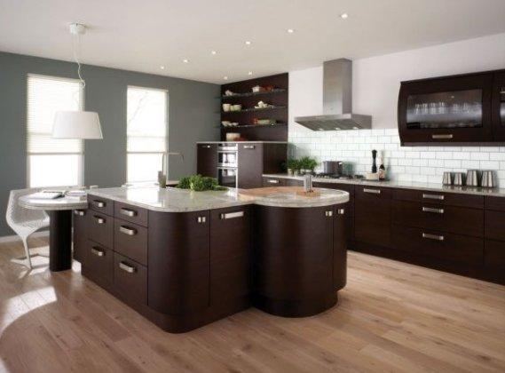 Cocinas con isla central modernas paperblog - Islas para cocinas modernas ...