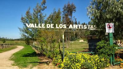 Exclusiva Parcela en Valle de los Artistas se Vende