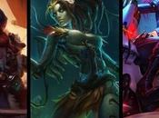 League Legends: Nuevos skins para Gangplank, Zyra