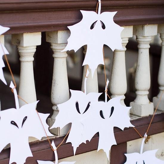 Adornos sencillos y baratos para halloween paperblog for Adornos jardin baratos