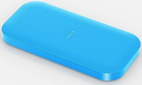 placa de carga inalámbrica portátil llamada Nokia DC- 50