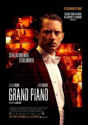 Grand Piano poster españa