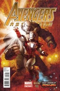 Avengers_Assemble_Vol_2_14AU_Many_Armors_of_Iron_Man_Variant