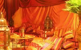 Decoraci n estilo rabe paperblog - Decoracion arabe dormitorio ...