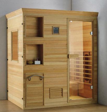 Saunas en el hogar paperblog - Bano turco en casa ...