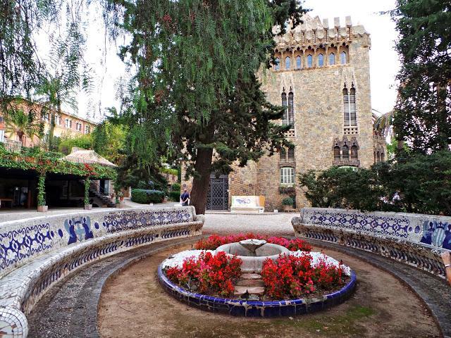 Torre bellesguard el gaud menos conocido barcelona for Barcelona jardin gaudi