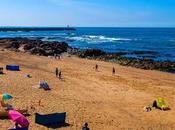 Playa Praia Ingleses, Porto.