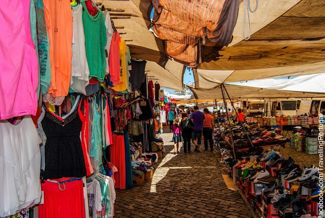 Feria semanal de caminha paperblog - Comprar ropa en portugal ...