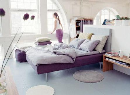 Decoracion habitaciones para mujer soltera