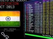 India: Clasificación Temporada 2013
