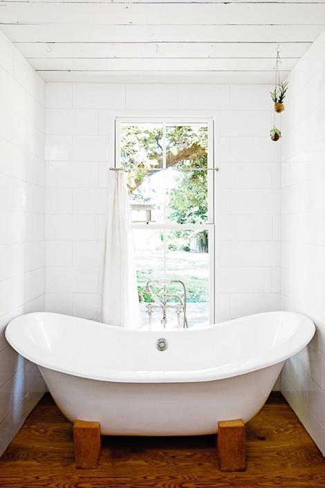 Tinas De Baño Con Patas:que sea un espacio, la bañera puede cohabitar perfectamente Patas