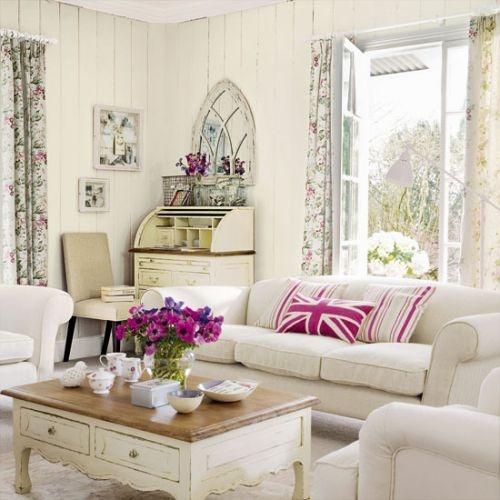 Siempre guapa con norma cano ideas para decorar una sala for Living estilo romantico
